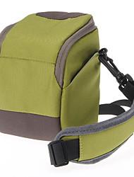 B-01-GN Vert bandoulière One-Shoulder Bag pour Appareil Photo DSLR