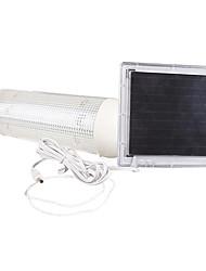 5-led esterno alimentato solare pannello giardino lampada interruttore dell'interno far luce cantiere