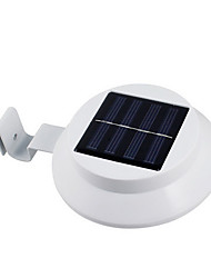 3-светодиодный Белый свет светодиодный солнечный свет безопасности желоба (СНГ-57155A)