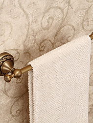 cheap -Towel Bar High Quality Antique Brass 1 pc - Hotel bath 1-Towel Bar