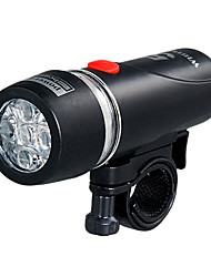 cheap -LED Flashlights/Torch Bike Lights Front Bike Light LED Cycling LED Light Lumens Battery Cycling/Bike