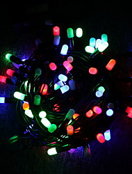 30 Led Battery Powered Multi-Color String Fairy Lights For Party(Cis-57119)