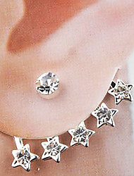cheap -Women's Stud Earrings - Fashion Silver For Wedding Party Daily