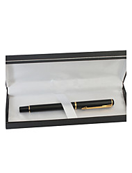 cheap -Personalized Business Black Metal Black Ink Gel Pen