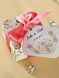 cheap -Personalized Favor Tags - Spring Blooming (set of 36) Wedding Favors
