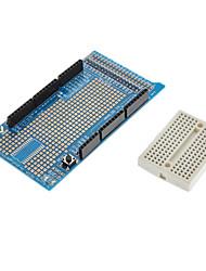 tarjeta de expansión v3 ProtoShield escudo prototipo con el mini tablero de pan para (para arduino) Mega
