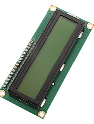 IIC / I2C Serial LCD 1602 Module Display for (For Arduino) (Works with Official (For Arduino) Boards)