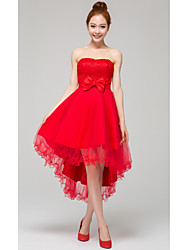 billige -YHZ kvinders elegante stropløs kjole l13782