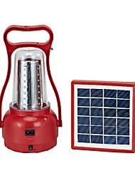 35-LED-Weißlicht LED-Solar-Licht Camping-Laterne Notlicht