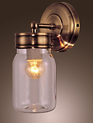 abordables -Ampoule incluse Eclairages extérieurs muraux,Traditionnel/Classique Métal