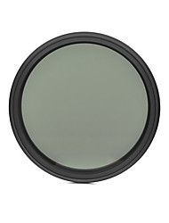 fotga® 58mm slank Fader ND-filter instelbaar variabele neutrale dichtheid ND2 te ND400