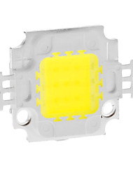 DIY 10W 820-900mA 900LM 6000-6500K Cool White Licht Integrierte LED-Module (9-12V)