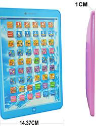 Недорогие -Испанский Английский Образовательные машинного обучения Компьютерные игрушки для детей (разных цветов)