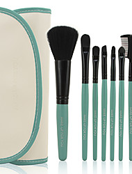 cheap -7 Makeup Brush Set Synthetic Hair Limits Bacteria Eye Face Lip Limits Bacteria Middle Brush