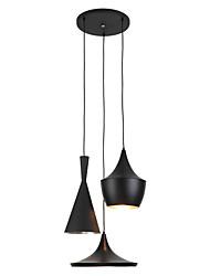 Max 60W Ministil Korrektur Artikel Metall Pendelleuchten Schlafzimmer / Esszimmer