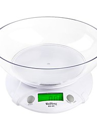 cheap -7KG*1G Digital Electronic Kitchen Scales Parcel Food Weight with Bowl