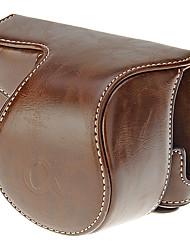 economico -B-NEX-3N-CF Mini Bag per la macchina fotografica (Coffee)