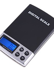 cheap -500g x 0.1g Digital Weigh Balance Jewelry Pocket Scale