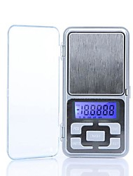 High Accuracy Mini Electronic Digital Pocket Scale Jewelry Weighing Balance Portable 200g/0.01g