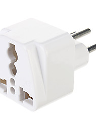 cheap -Switzerland Universal AC Adapter (White)