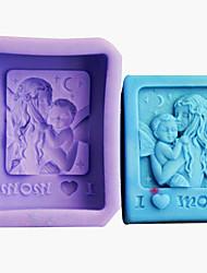 cheap -Cake Molds For Cookie For Cake Silicone Eco-friendly
