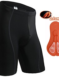 Jaggad Pantaloncini imbottiti da ciclismo Per uomo Per donna Unisex Bicicletta Pantaloncini /Cosciali Pantaloncini imbottiti di