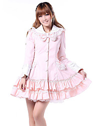 cheap -Sweet Lolita Dress Princess Women's Coat Cosplay Long Sleeves