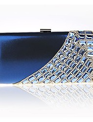 cheap -Women Other Leather Type Event/Party Evening Bag Purple / Blue / Green / Gold / Red / Silver / Black