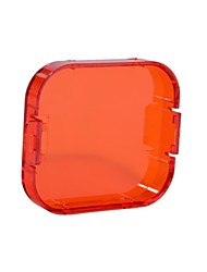 cheap -Protective Case Waterproof Housing Case Waterproof For Action Camera Gopro 3+ Gopro 2 Plastic