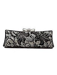 Women Event/Party Evening Bag Black