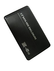 cheap -USB3.0 HDD enclosure Hard Disk Box for 2.5 inch SATA HDD High Speed S
