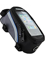 cheap -ROSWHEEL Bike Frame Bag Cell Phone Bag 4.2/5.5/6.2 inch Reflective Strip Waterproof Wearable Touch Screen Phone/Iphone Skidproof Cycling