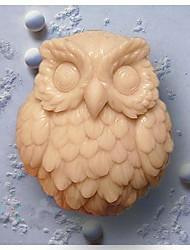 bageform Dyr Til Kage Til Chokolade Til Tærte Silikone Gør Det Selv 3D Høj kvalitet