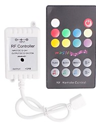 cheap -RF Music LED Strip Controller with Remote Control for LED Light (72 W 12~24 V)