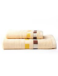 Estilo fresco Conjunto de Toalhas de Banho,Grosso Qualidade superior 100% Bamboo Toalha