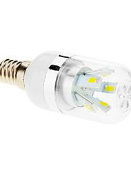 E14 LED Mais-Birnen T 10 Leds SMD 5630 600-650lm Kühles Weiß 5500-6500 AC 85-265