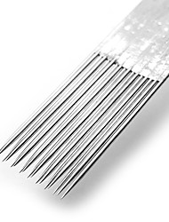 abordables -50PCS/box 17M1 Acier inoxydable Tattoo Needle