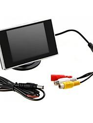 """Недорогие -Jtron 3.5 """"Овация разрешения автомобилей Цветной TFT ЖК-монитор заднего вида DVD"""