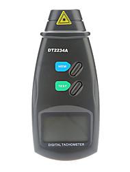 Недорогие -Профессиональный цифровой печати фотографий для лазерных Бесконтактный тахометр RPM Tach Gauge (2.5 ~ 99999 RPM, 0.1RPM)