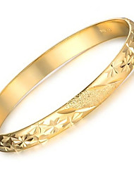 cheap -Beautiful 18 K Gold Jewelry Fashion Wedding Accessories Women's Bracelet