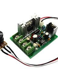 Jtron 12V / 24V / 30V controlador 120W / CCM5 PWM DC controlador de velocidade do motor c / Fusíveis