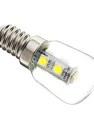 abordables -60-70lm E14 Ampoules Maïs LED T 25 Perles LED SMD 3014 Décorative Blanc Froid 220-240V