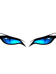 Blue Eye Pattern Decorative Car Sticker