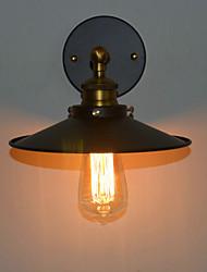 povoljno -Tradicionalni / klasični Zidne svjetiljke Za Metal zidna svjetiljka 110-120V 220-240V Max 60WW