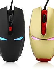 cheap -Wired Gaming Mouse DPI Adjustable Backlit 2400