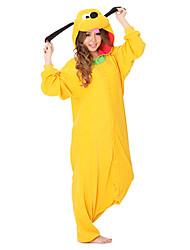 povoljno -Kigurumi plišana pidžama Pas Onesie pidžama Kostim Flis Bijela Cosplay Za Zivotinja Odjeća Za Apavanje Crtani film Noć vještica Festival