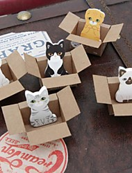 cheap -Small Carton Animal Toy Self-stick Notes