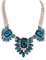 povoljno -Žene - Sintetički gemstones Legura Slatko Ležerne prilike Moda Europska Ogrlice Za Dnevno