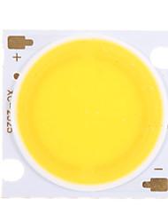 economico -30w cob 2700-2900lm 3000k luce bianca calda led chip (30-34 v, 600ua)