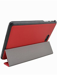 """timido stile volte bear ™ cuoio caso astuto della copertura del basamento per Dell Venue Pro 8 8 """"tablet pollici"""